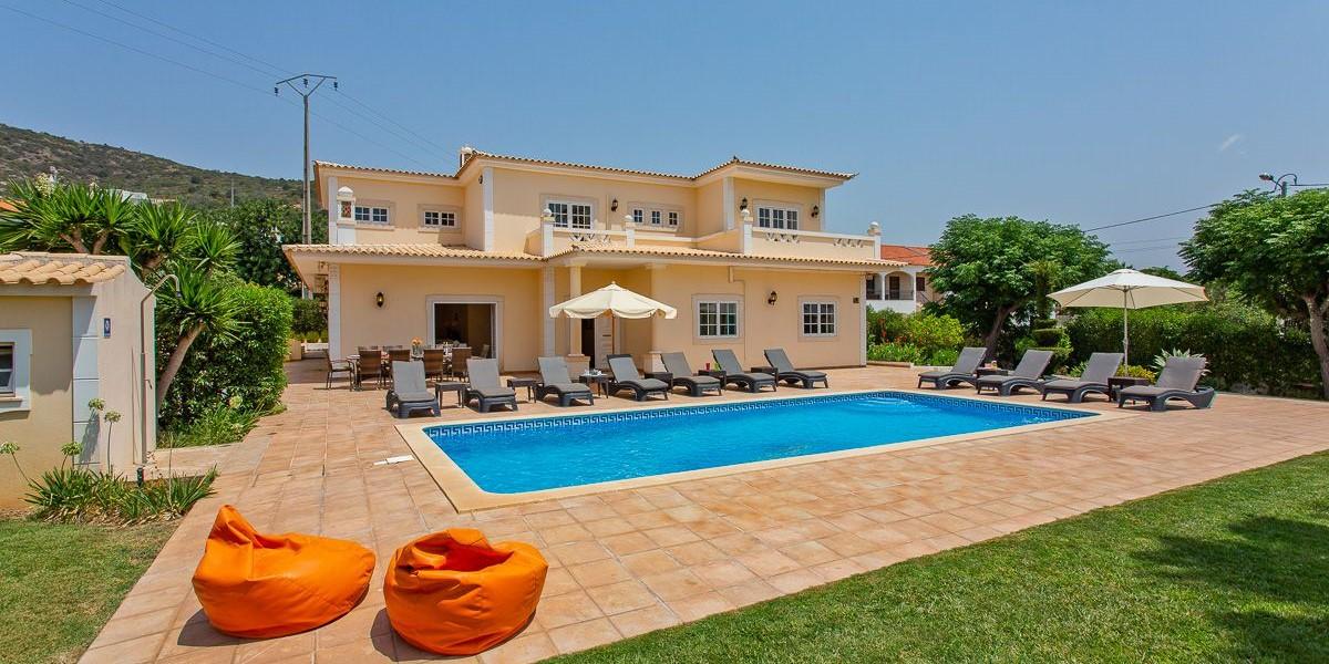 8 Bedroom Villa Algarve