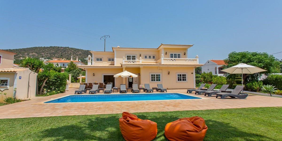 8 Bedroom Villa Vilamoura