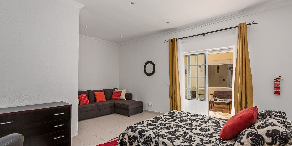 Annex Bedroom Large Villa To Rent Algarve