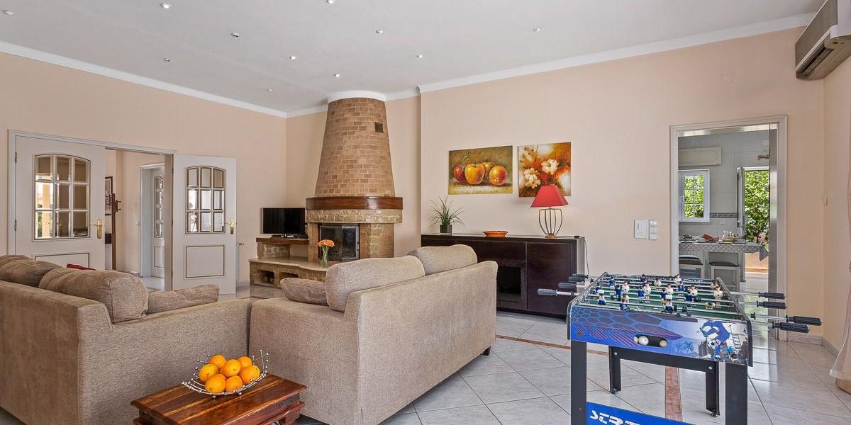 Family Friendly Villa In Algarve