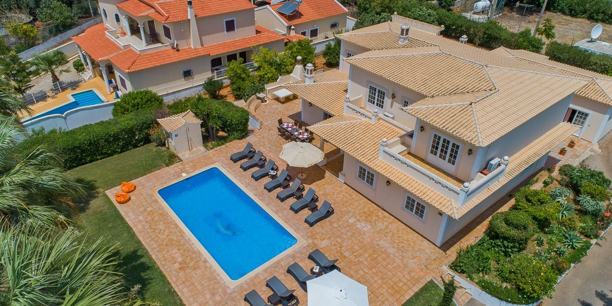 Large Villa For 12 People Vilamoura