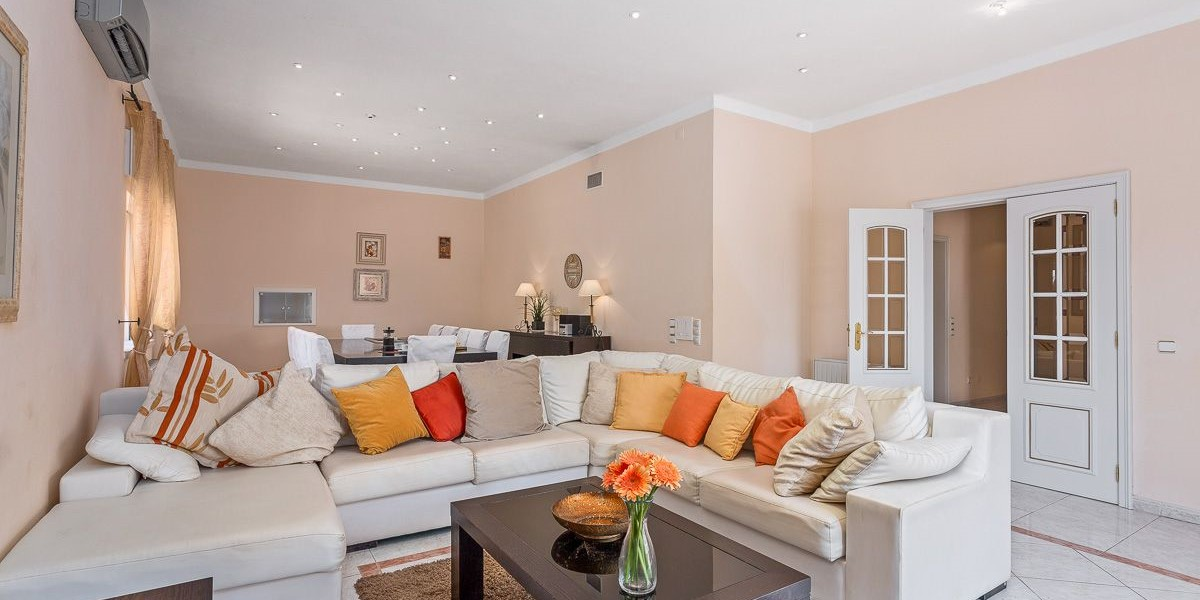 Living Room Algarve Holiday Villa Sleeps 16