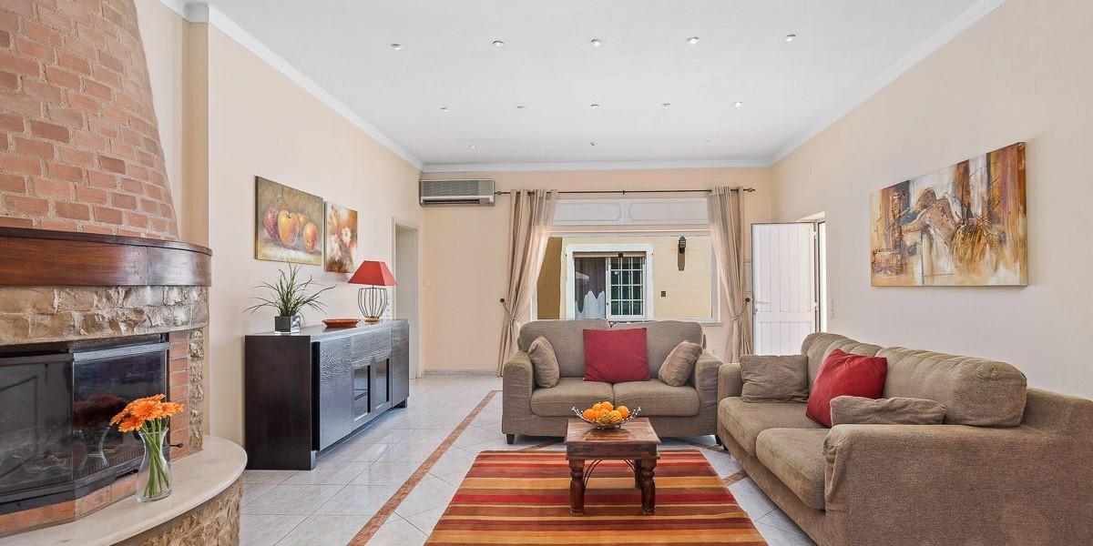 TV Lounge Algarve Holiday Villa