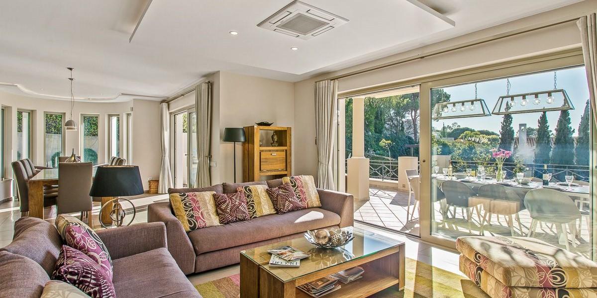 Luxury Interior Holiday Rental Algarve
