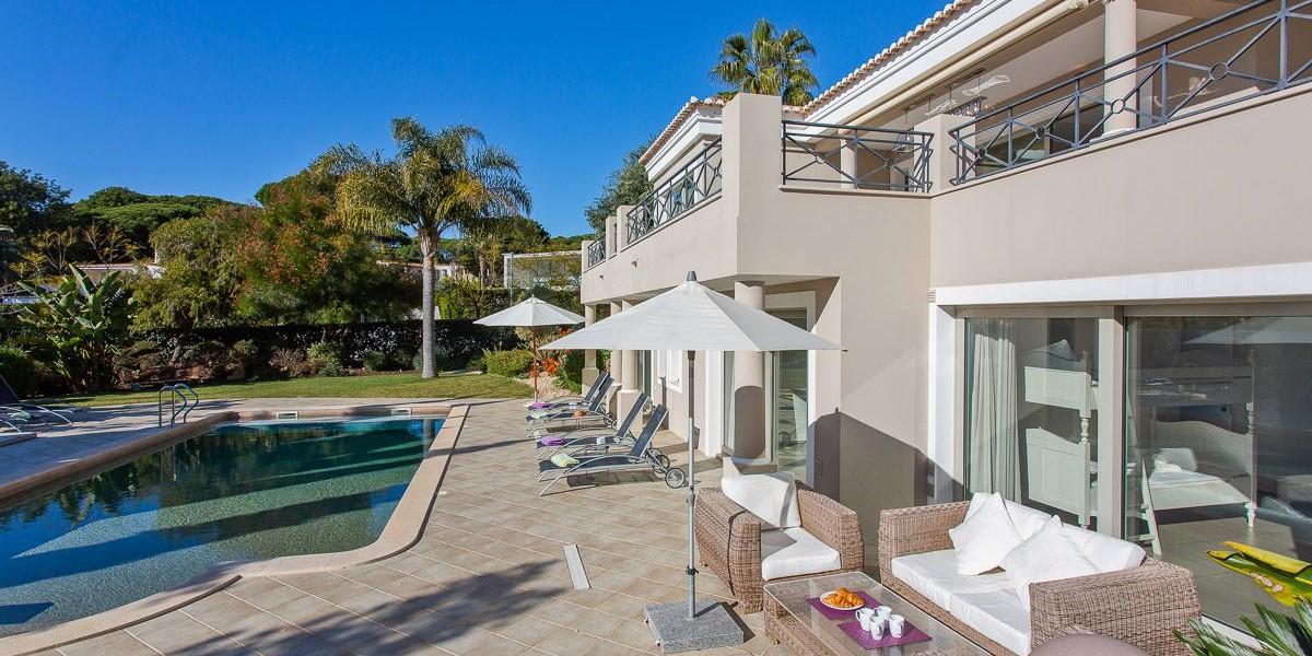 Luxury Villa In Vale Do Lobo To Rent