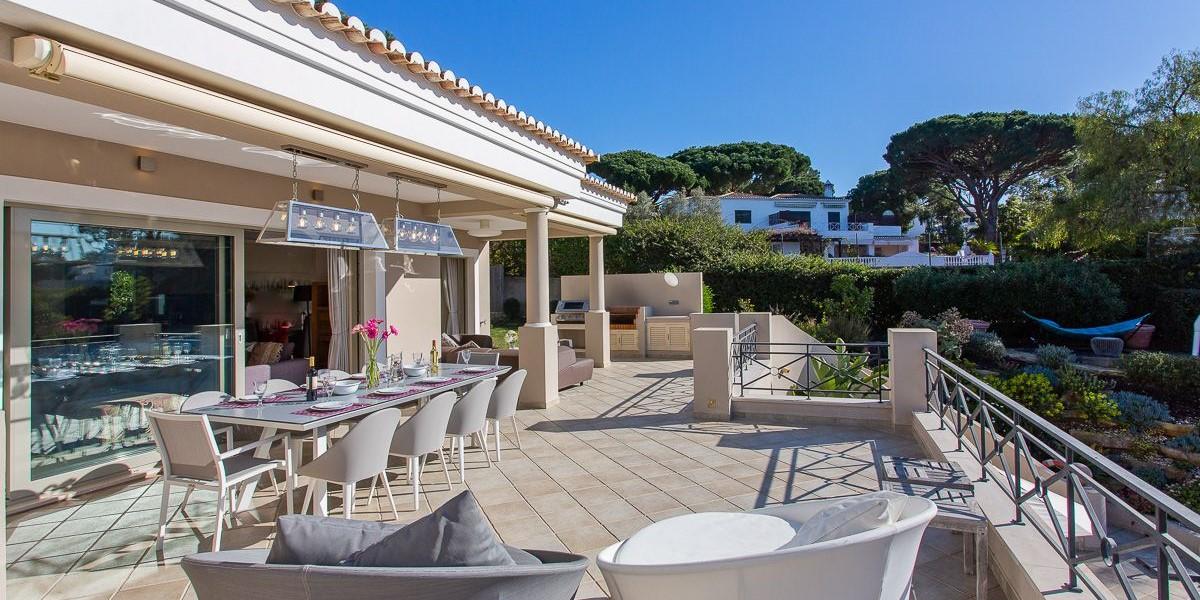 Luxury Villa To Rent With Private Pool Algarve