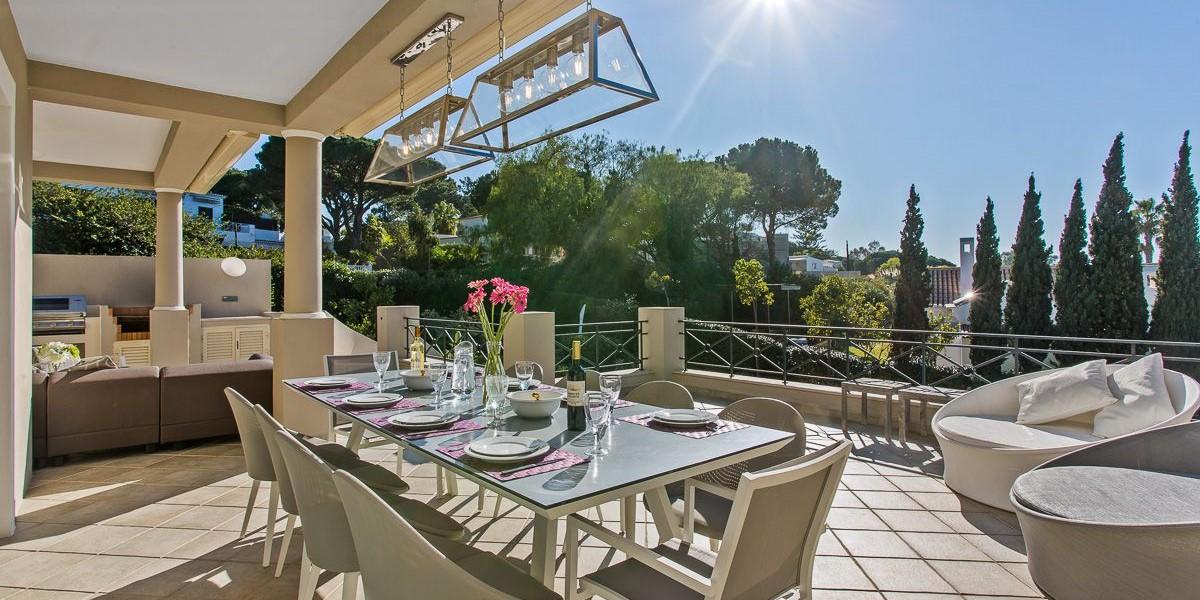 Luxury Villa With Pool Algarve Holiday