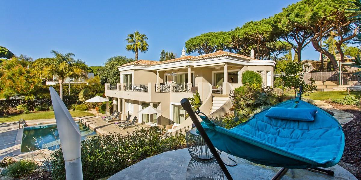 Relaxing Villa Rental In Vale Do Lobo