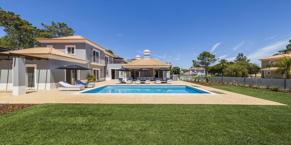 Family Villa Quinta Do Lago