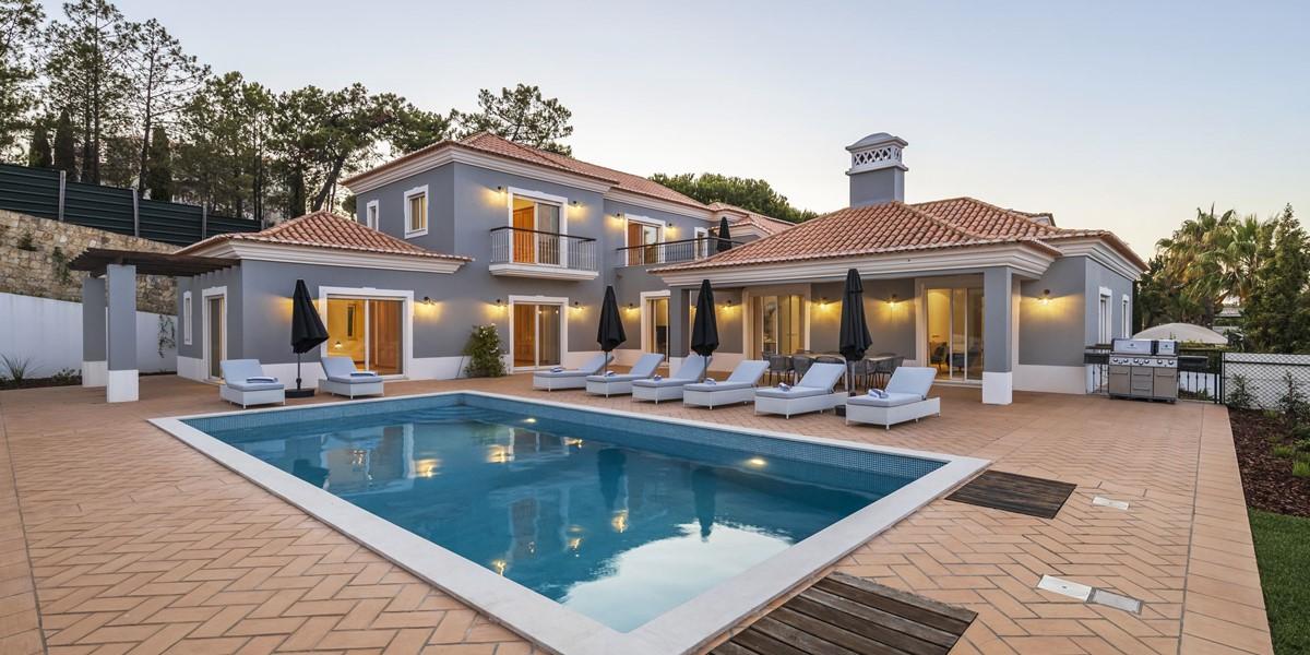 Luxury Holiday Villa Quinta Do Lago