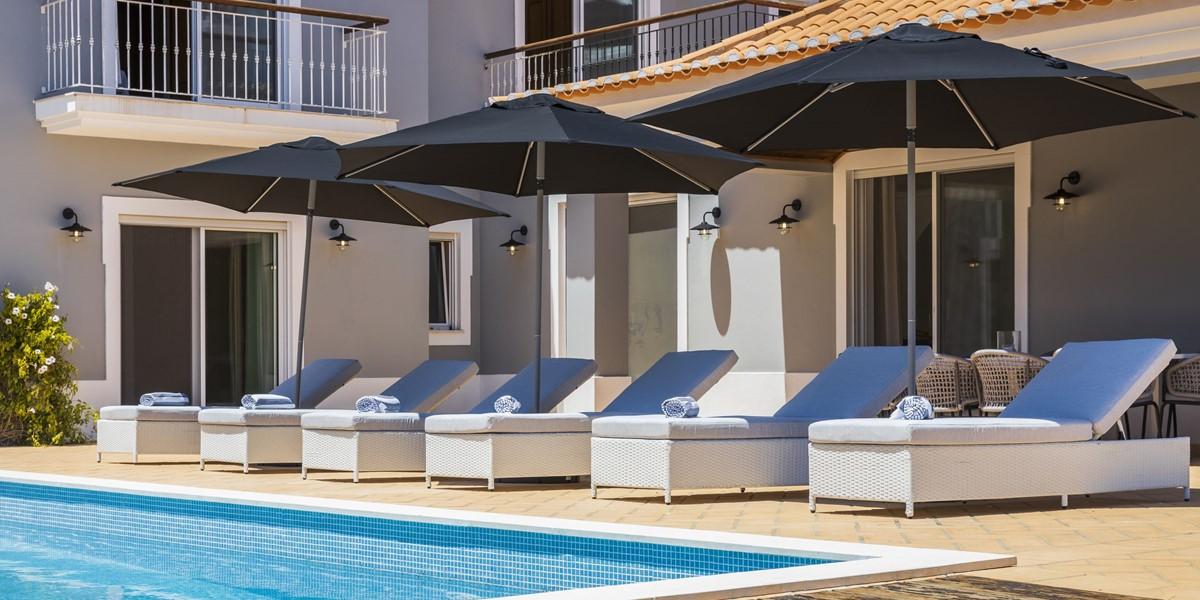 Luxury Villa With Heated Pool Encosta Do Lago
