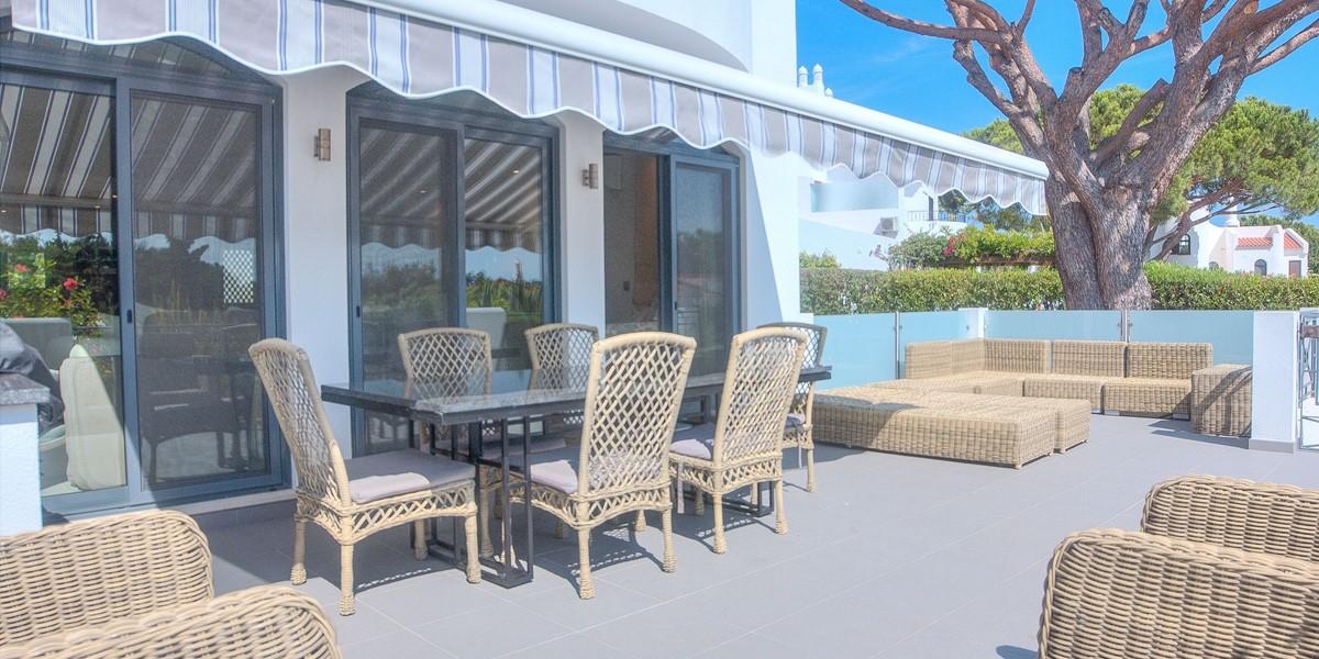 Large Private Terrace Quinta Do Lago