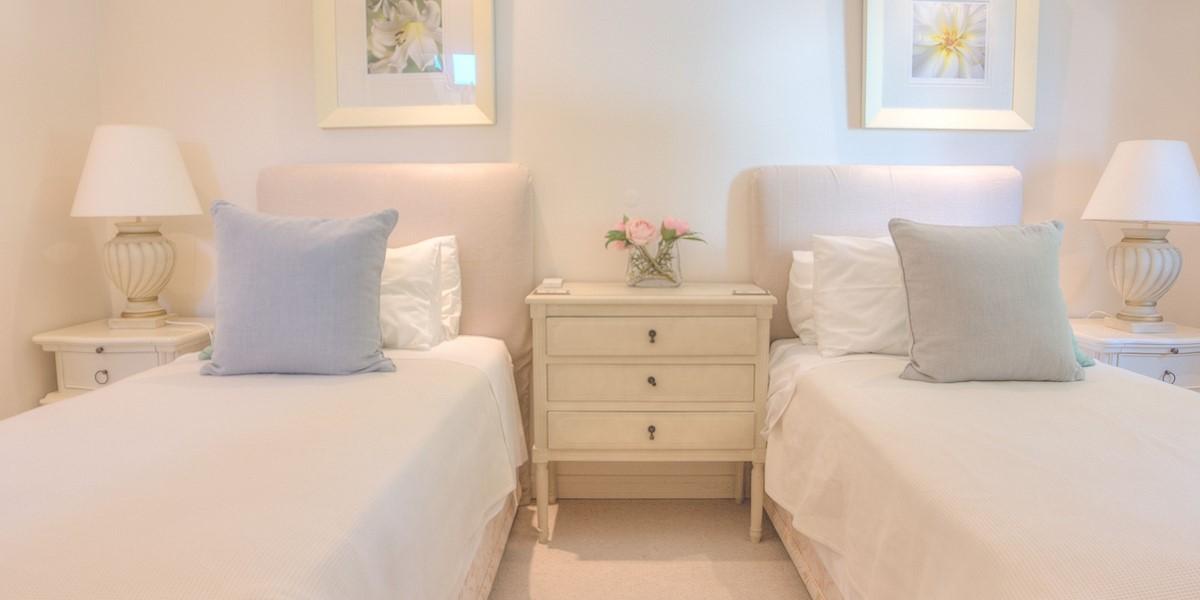 Twin Bedroom First Floor