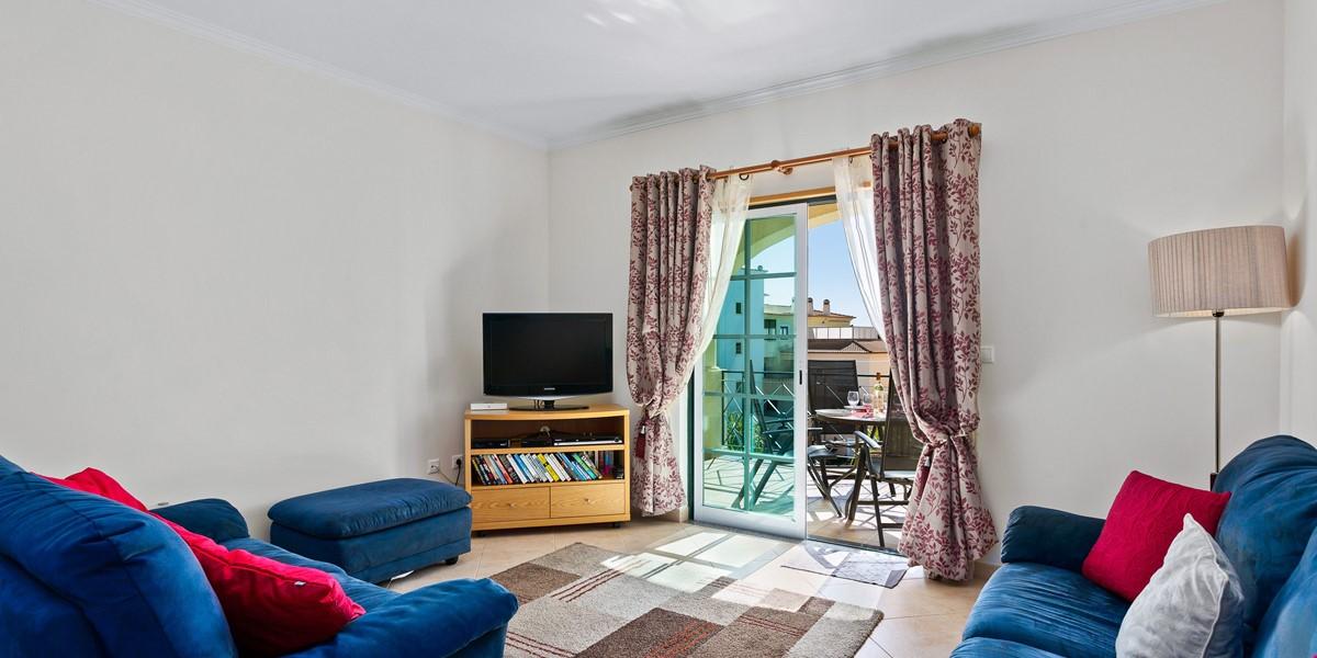 Confortable Living Room Algarve