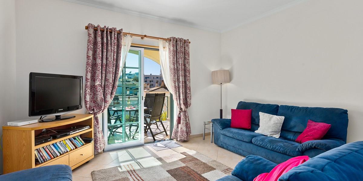 Confortable Living Room Santa Eulalia