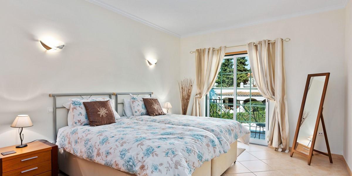 Twin Bedroom Algarve