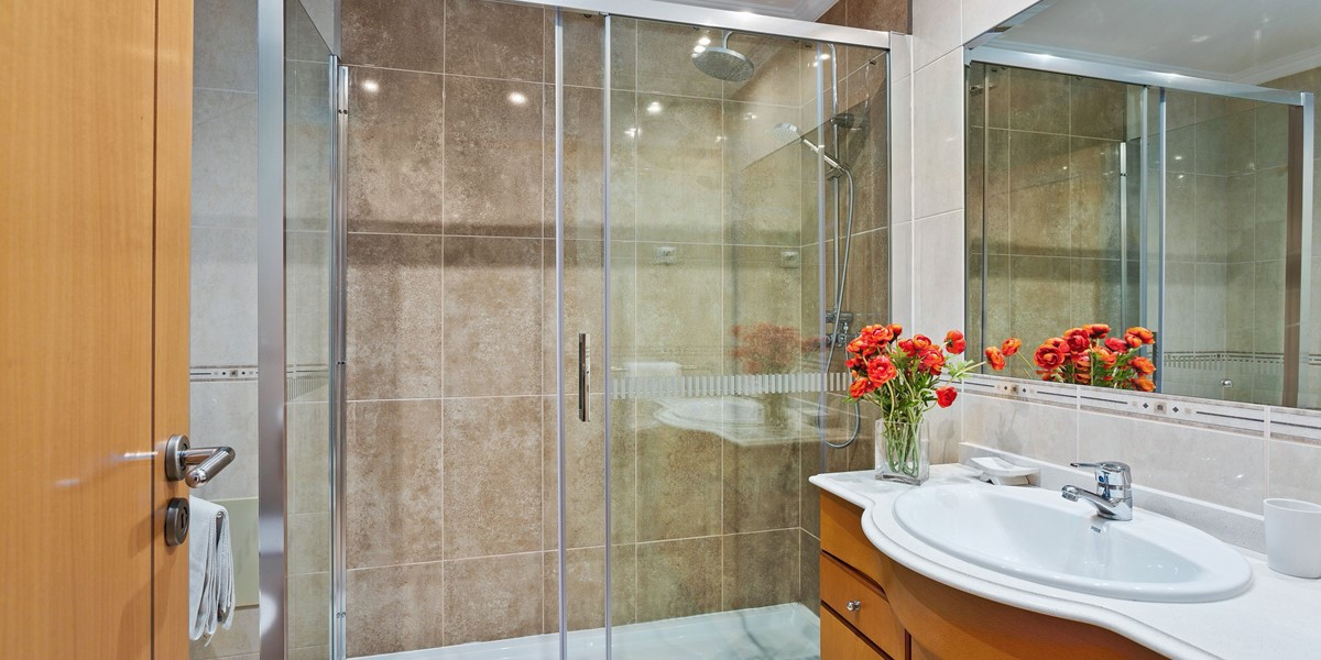 Walk In Shower Santa Eulalia