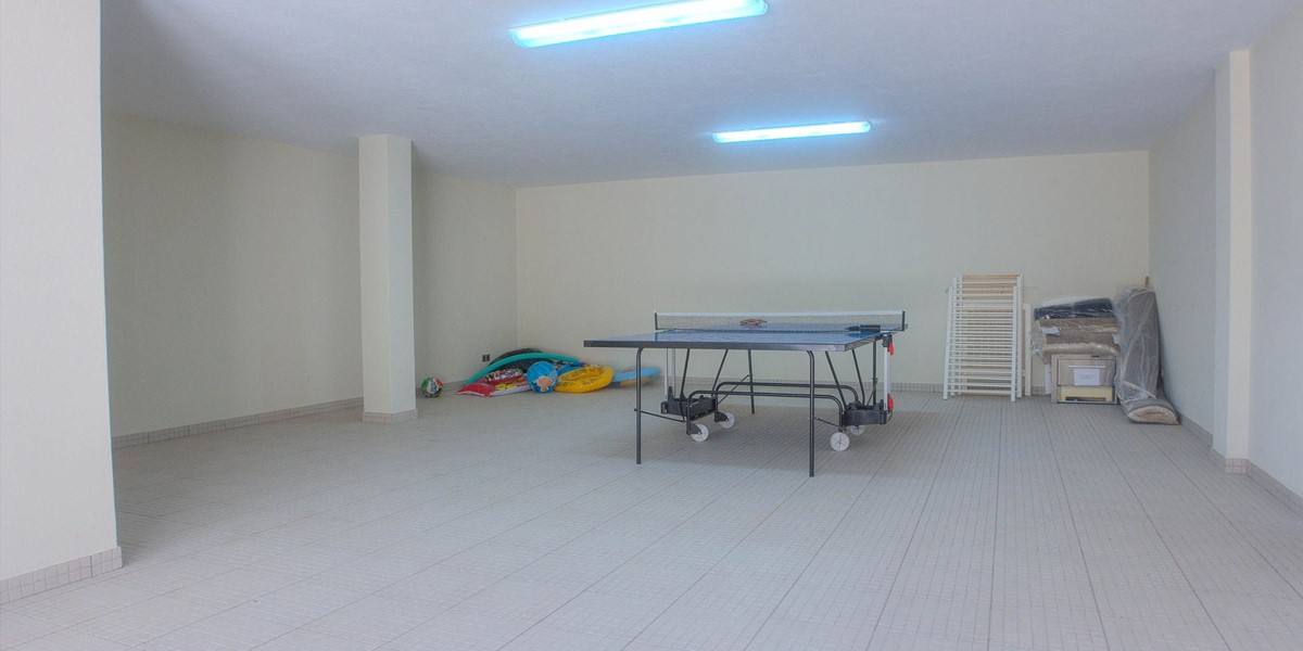 Large Games Area With Table Tennis