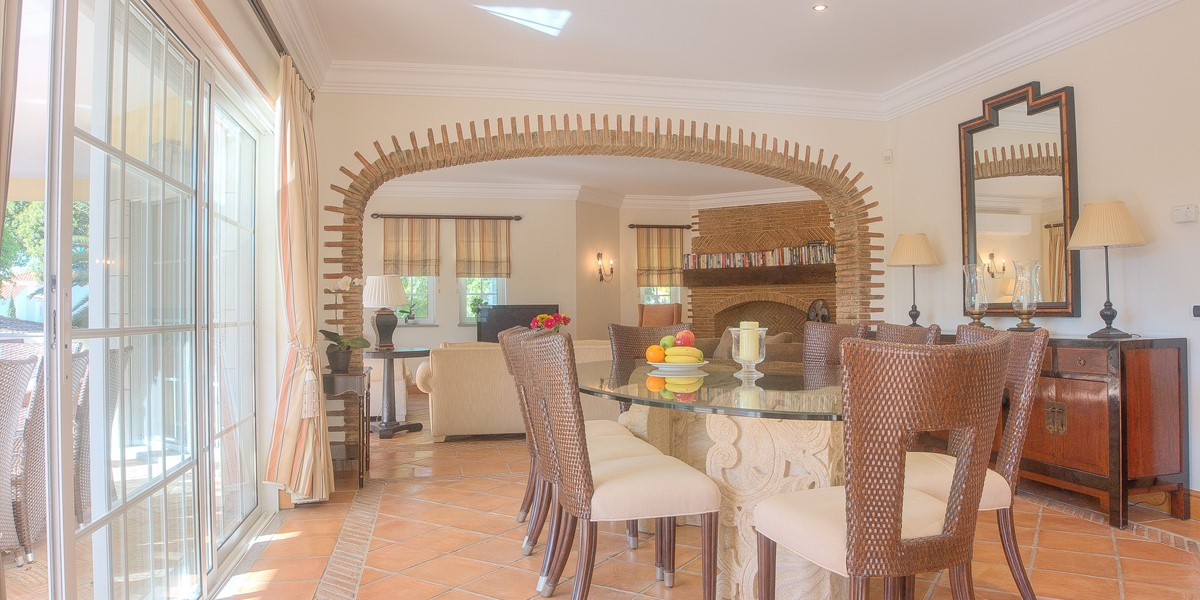 Dining Area With Access To Outdoor Terrace