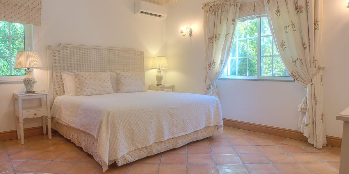 Double Bedroom In Holiday Villa