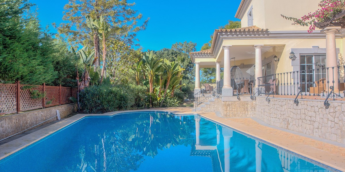 Quinta Do Lago Holiday Villa With Pool To Rent