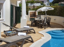 3 Bedroom Duplex Apartment With Private Pool In Vale Do Lobo