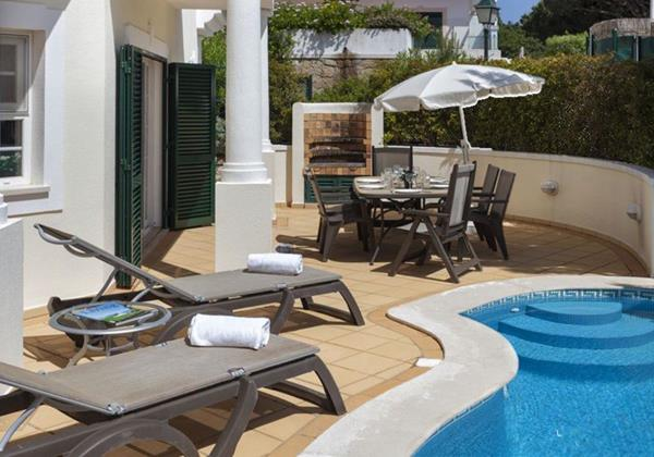 3 Bedroom Duplex Apartment With Private Pool