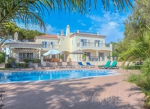 * Luxury 5 Bedroom Villa In Dunas Douradas