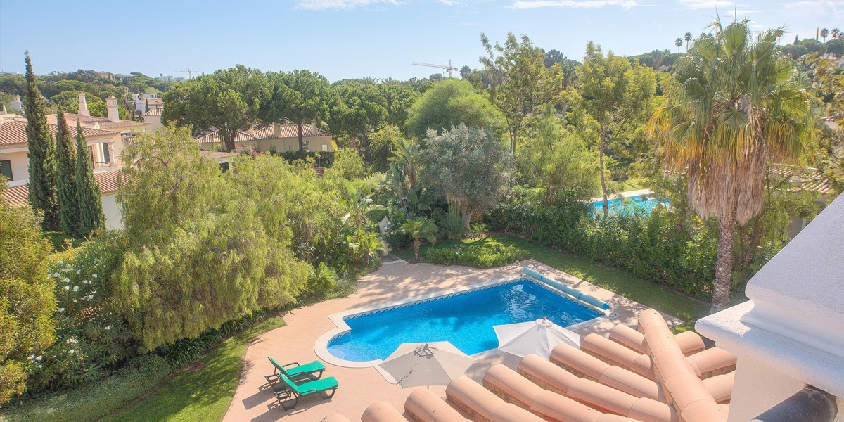 Views To Private Pool And Garden