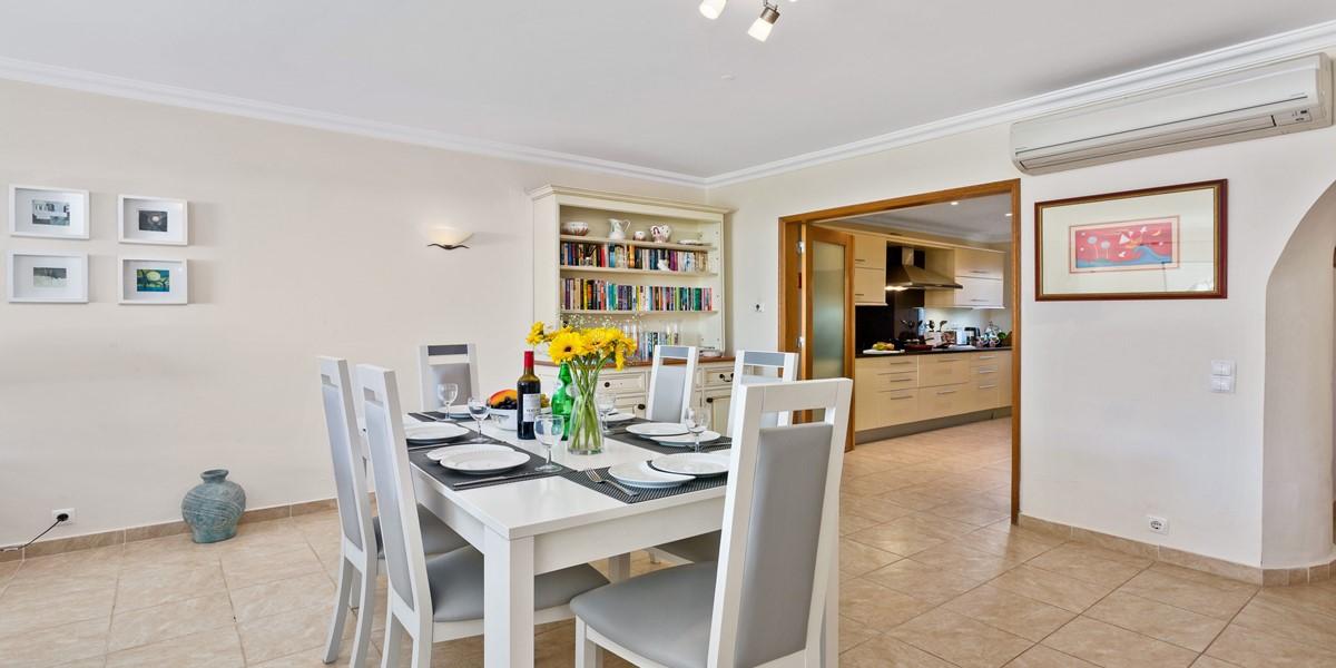 Dining Area Private Villa