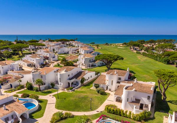 Villa With Sea View Algarve