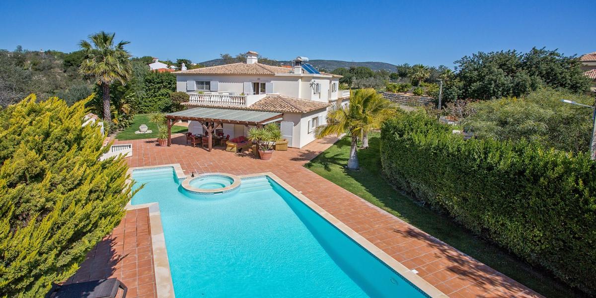 Vacation Villa Rental Algarve
