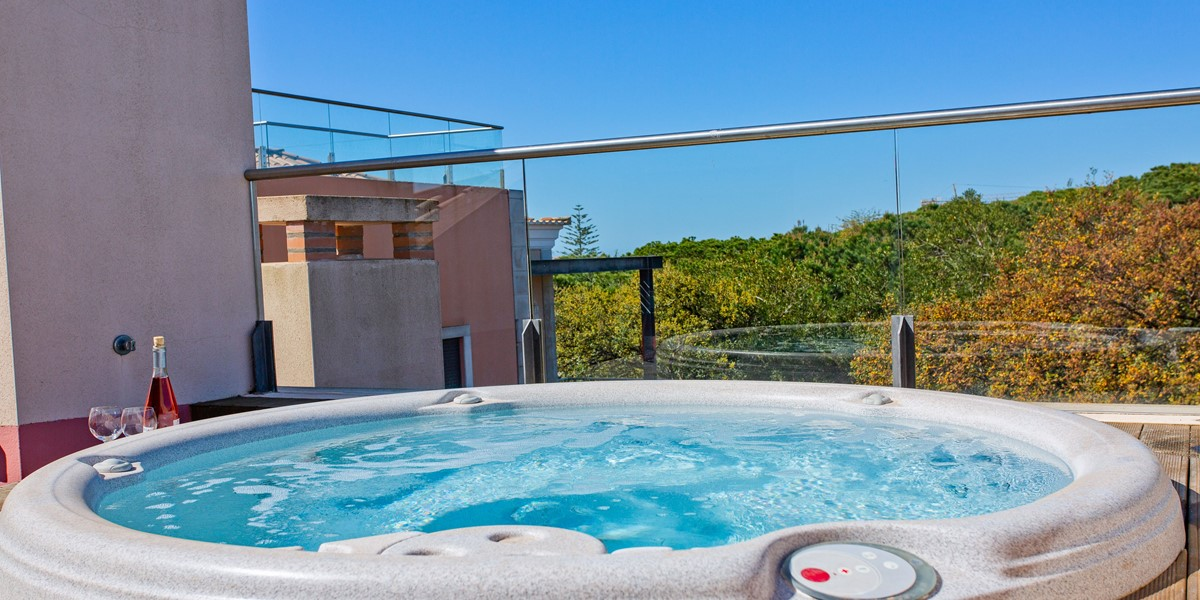 Jacuzzi Vacation Apartment Vale Do Lobo