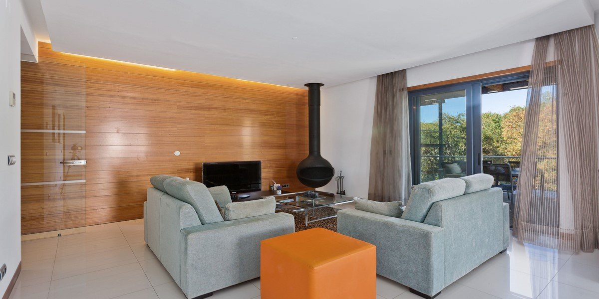 Living Room Apartment To Rent Vale Do Lobo
