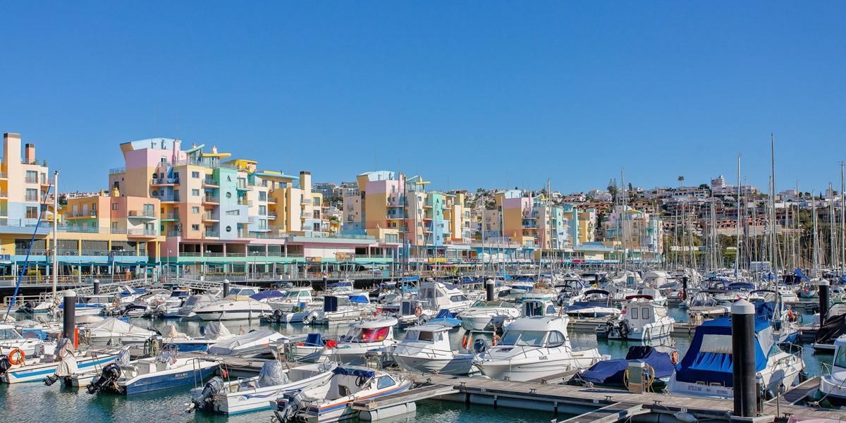 Apartment Overlooking Albufeira Marina