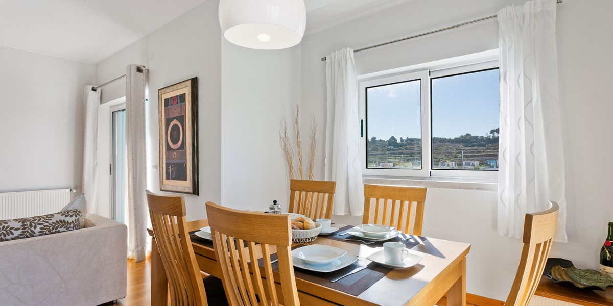 Dining Room Vacation Apartment Albufeira