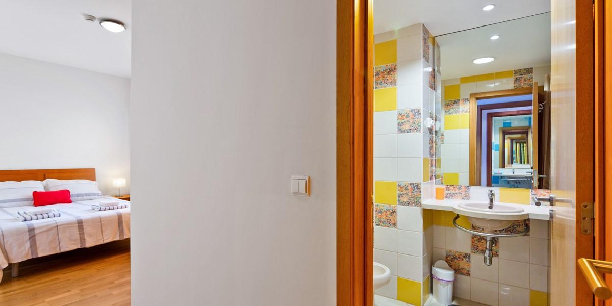 En Suite Bathroom Albufeira Algarve