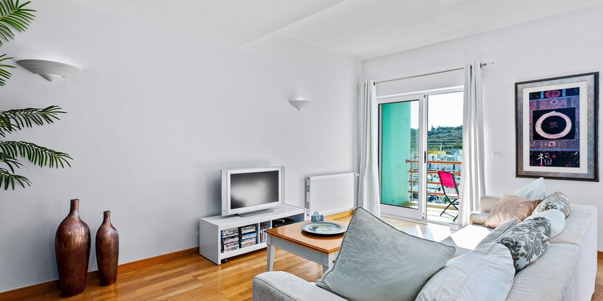 Modern Living Room Albufeira Marina
