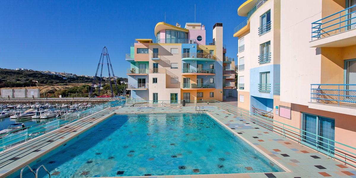 Modern Rental Apartment Albufeira Marina