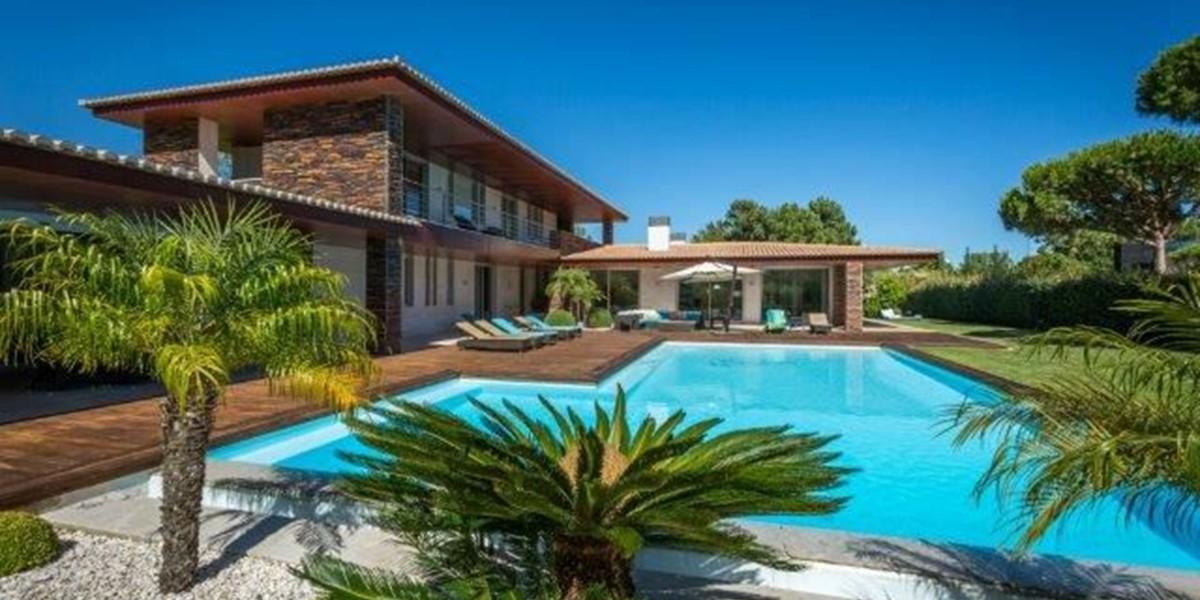 Large Villa To Rent Quinta Do Lago Portugal