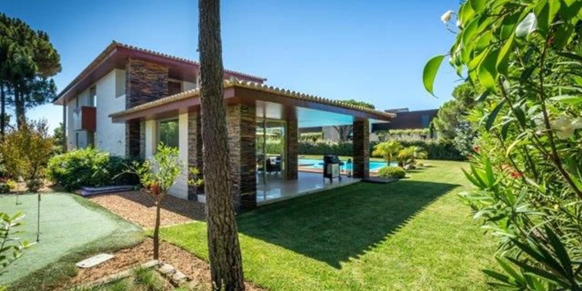 Luxury 5 Bedroom Villa In Quinta Do Lago