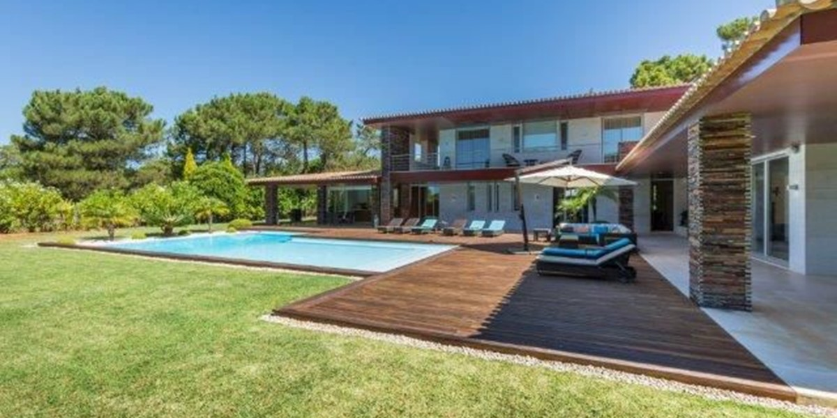 Private Villa With Pool To Rent Portugal