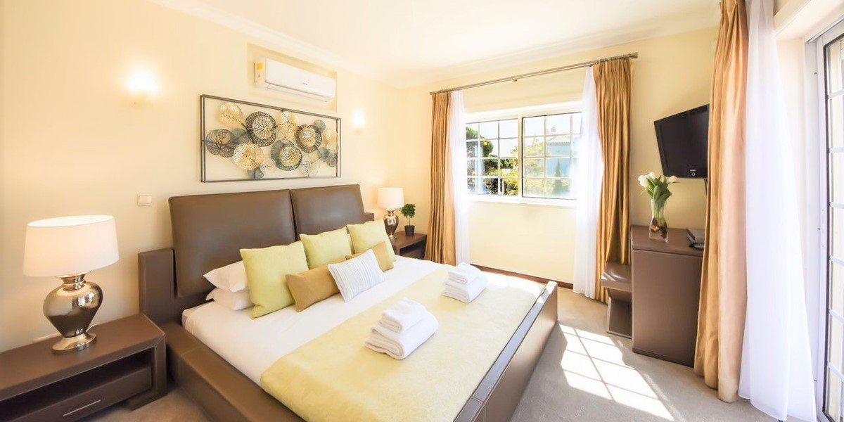 Double Bedroom In Villa To Rent Quinta Do Lago