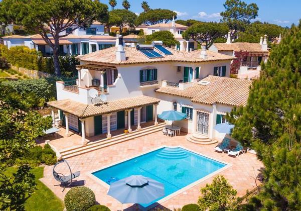 Villa To Rent Dunas Douradas Algarve