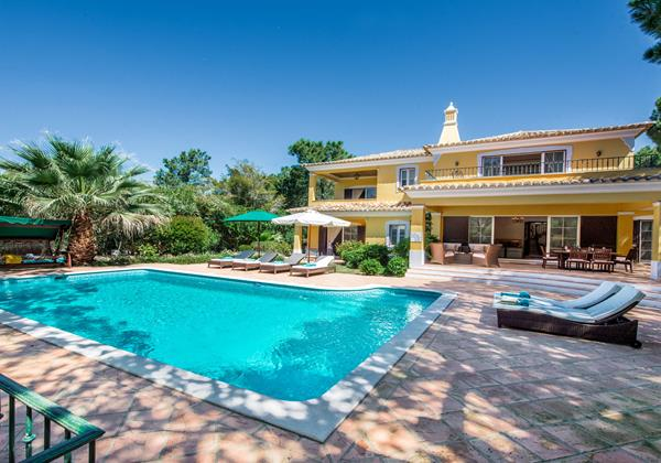 4 Bedroom With Private Pool Vacation Villa Quinta Do Lago