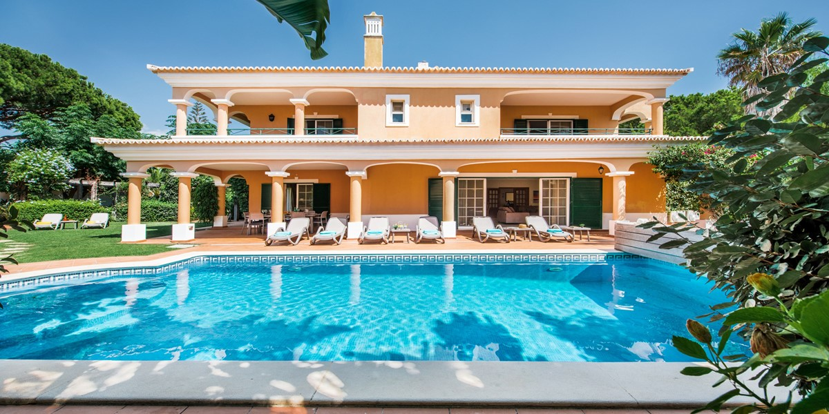 4 Bedroom Holiday Rental Villa Vale Do Lobo