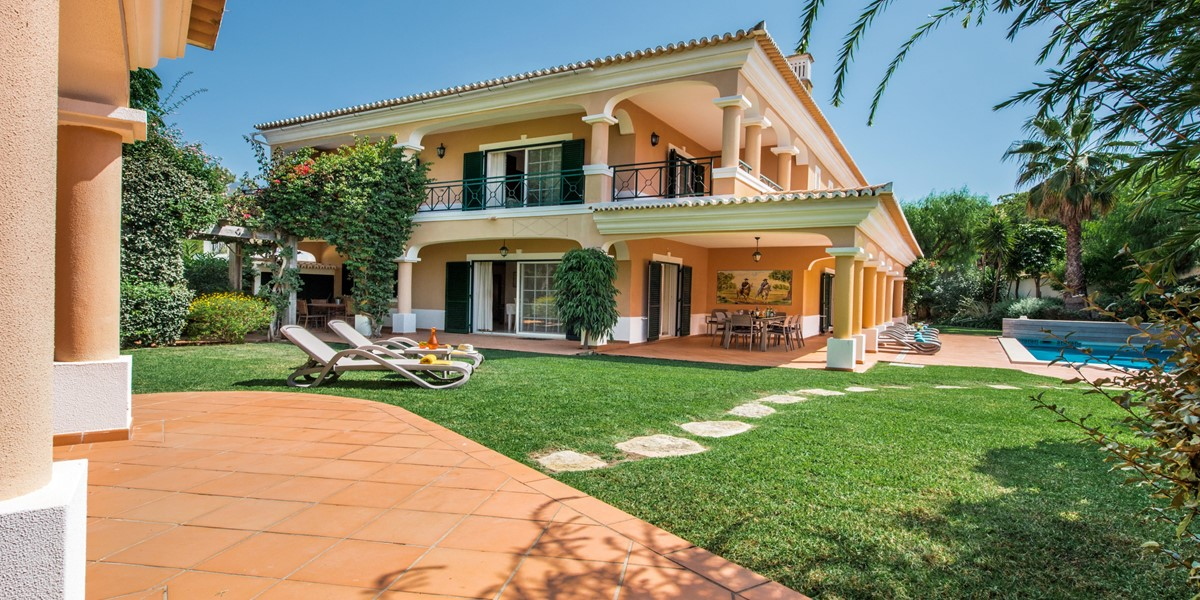 4 Bedroom Vacation Rental Villa Vale Do Lobo