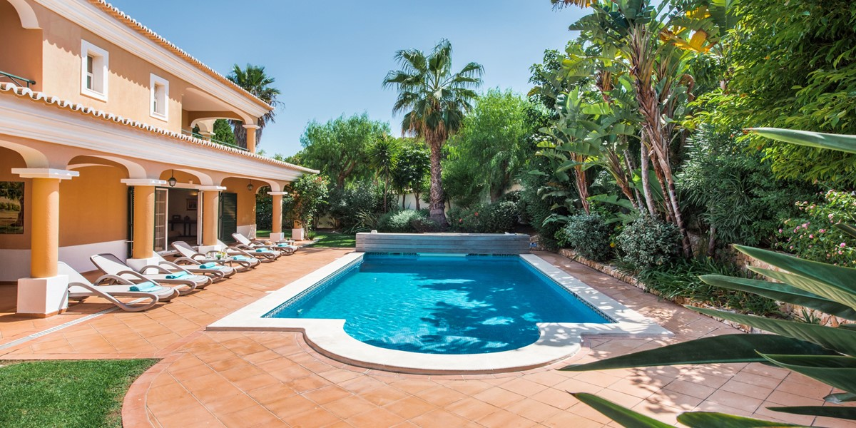 Private Pool Rental Villa Vale Do Lobo