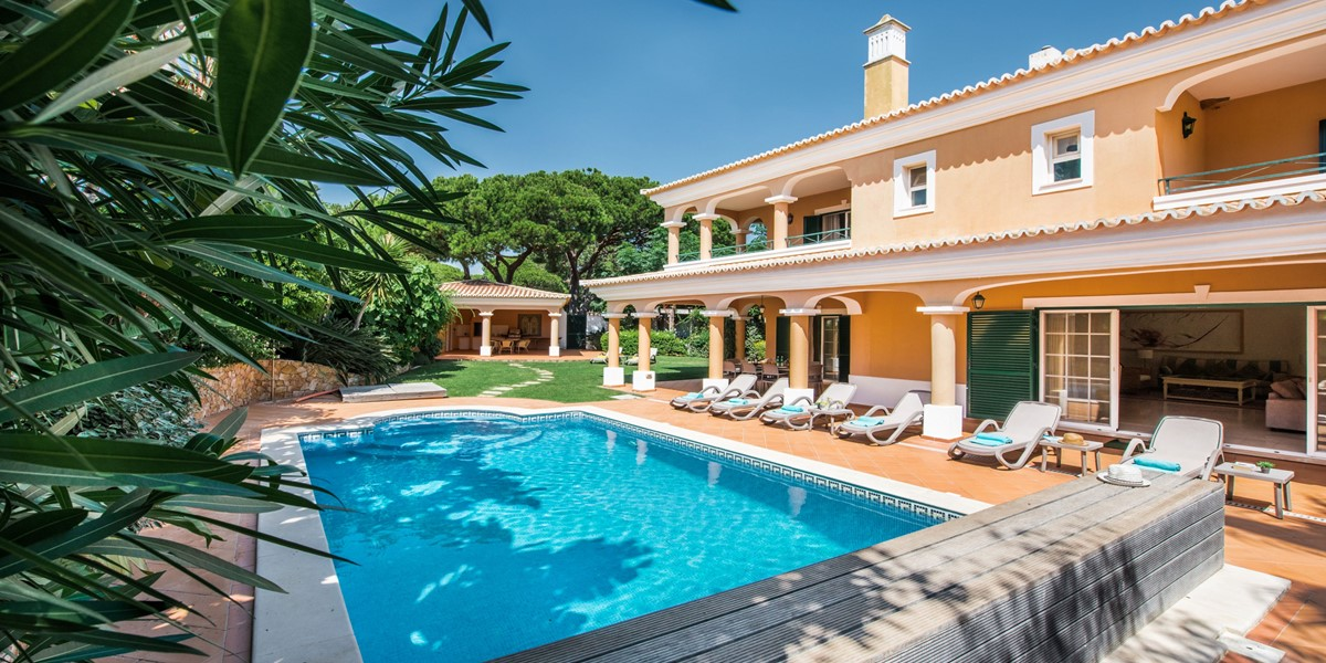 Private Swimming Pool Holiday Rental Villa Vale Do Lobo