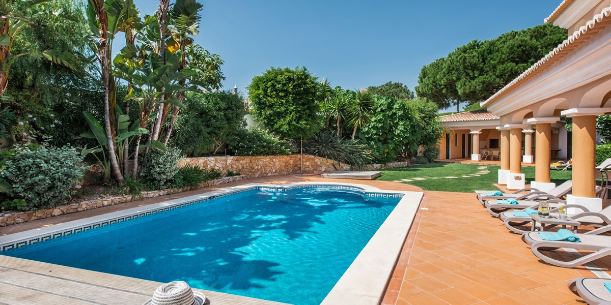 Private Swimming Pool Vacation Villa Vale Do Lobo